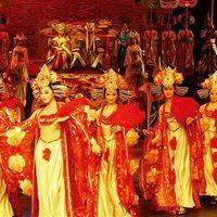 千古情主题酒店群  杭州宋城度假区内的千古情主题图片