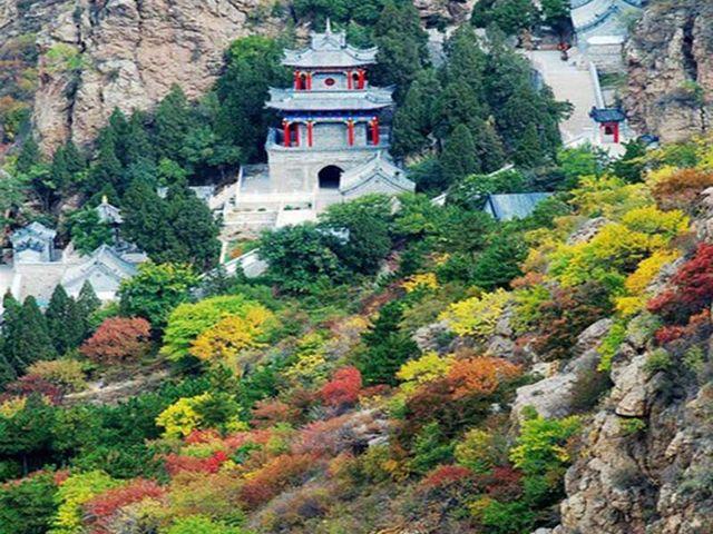 葫芦岛灵山风景名胜区