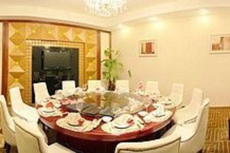 农民房中式客饭厅装修图片