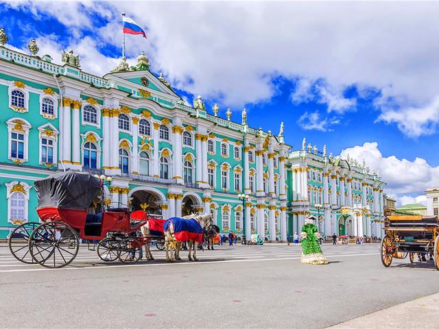 圣彼得堡|俄罗斯